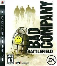 Battlefield: Bad Company (Sony PlayStation 3, 2008) PS3, Disc Only, Free Ship