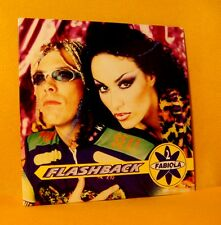 Cardsleeve Single CD 2 FABIOLA Flashback 2TR 1998 eurodance PAT KRIMSON ZOHRA