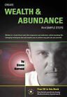 Create Wealth and Abundance in 8 Simple Steps by Glenn Harrold (paperback & CD)