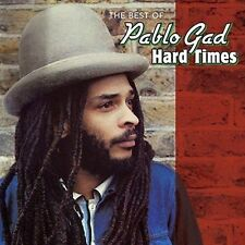 1 CENT CD Hard Times: The Best Of - Pablo Gad