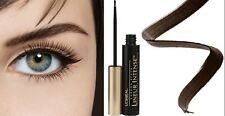L'oreal Paris Lineur Intense Brush Tip Liquid Eyeliner -Brown- New