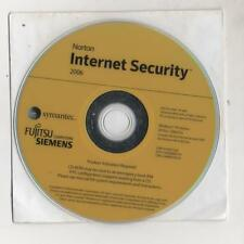 SYMANTEC - NORTON INTERNET SECURITY 2006 - DA FUJITSU SIEMENS - NO CODE