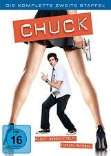 Chuck - Die komplette zweite Staffel ( Season 2 ) DVD Zachary Levi, Y. Strahovsk
