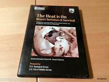 The Heat is on Desert tortoise & Survival USGS DVD 2010