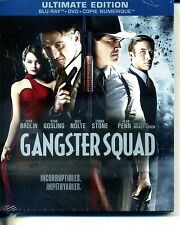 41622/ GANGSTER SQUAD COMBO + BLU RAY + DVD NEUF SOUS BLISTER