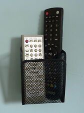 Flex-Lock TV Remote Control Holder for Single Remotes (NO CABLE INCLUDED)