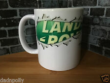 LAND ROVER - RANGE ROVER - CERAMIC MUG - IDEAL GIFT - PERSONALISED IF REQUIRED