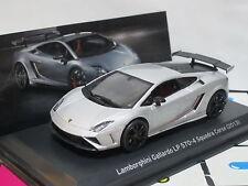 Lamborghini Gallardo LP 570-4 Squadra Corse 2013 1/43 LEO Ixo