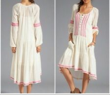 Free People Embroidered Boho Hippie Girlie Anthropologie Urban Outfitters $148RP