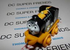 Thomas & Friends 2015 DC - EDWARD AS BLACK ADAM -NEW From Package -FREE SHIPPING