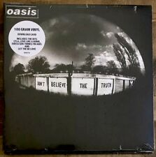 Oasis - Don't Believe The Truth LP [Vinyl New] 180gm Gatefold + Download