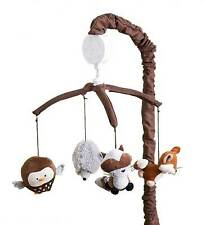 Carter's - Friends Collection Musical Mobile - Forest Friends , Bear, Fox,Owl