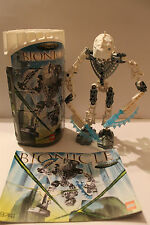 Lego Bionicle Toa Hordika Nuju #8741 ***worldwide free shipping insured***