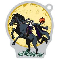Headless Horseman Cache Buddy For Geocaching (Travel Bug)