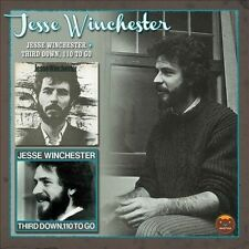 NEW Jesse Winchester/third Down, 110 To Go by Jesse Winchester CD (CD) Free P&H