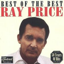Best of the Best by Ray Price *New CD*