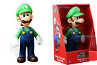 "1X Large PVC Figure Super Mario Brothers Action Figure Luigi 9.8""/25cm#US"