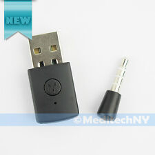 New! Mini VERSION Bluetooth Dongle USB Adapter for PS4 Any Bluetooth Headsets