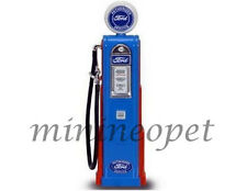 ROAD SIGNATURE 98631 FORD GASOLINE VINTAGE GAS PUMP DIGITAL FOR 1/18 DIECAST