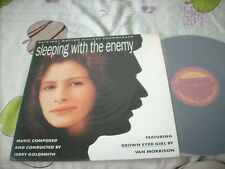 a941981  Sleeping with the Enemy Jerry Goldsmith 1991 Korea LP Original Soundtrack