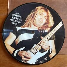 "Talking To Iron Maiden - Interview 7"" Picture Disc Part 2"