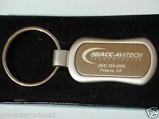 Miacc Avitech Technologies Keychain Key Fob Metal