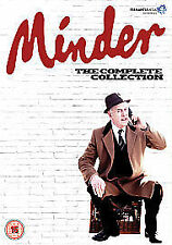 Classic Minder - The Complete Collection (DVD, 2009, 33-Disc Set, Box-set)