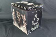 Playstation 3 PS3 Assassins Creed Brotherhood CE Jack In Box, Book ++ (No Game)