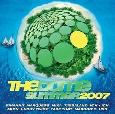 The Dome Summer 2007 - 2 CD NEU Hot Banditoz Jan Delay Amy Winehouse Rihanna