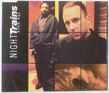 NIGHT TRAINS - THE WAVE (MAXI SINGLE PROMO ONLY)