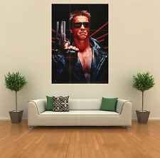 THE TERMINATOR ARNIE MOVIE NEW GIANT ART PRINT POSTER PICTURE WALL X1459