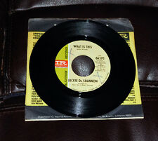 JACKIE De SHANNON What Is This / Trust Me BOBBY WOMACK Imperial PROMO NM