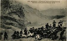 CPA Militaire, Dauphine - Chasseurs Alpins (277390)
