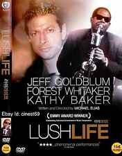Lush Life (1993, Michael Elias) DVD NEW