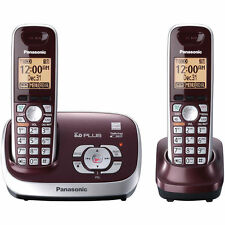 Panasonic KX-TG6572R DECT 6.0 Plus Cordless Phone