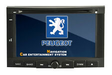 Autoradio dvd/gps/navi/bluetooth/radio/IPOD player peugeot 3008/5008 D9350