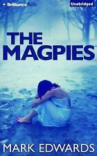 The Magpies by Mark Edwards (2015, CD, Unabridged)