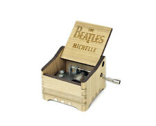 The Beatles - Michelle / Personalized Hand Crank Music Box