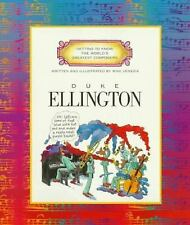 NEW - Duke Ellington (Getting to Know the World's Greatest Composers)