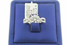 Gabriel Co. 14k White Gold 0.50 CT Diamond Engagement Ring Setting/Mounting
