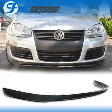 For 06-09 Vw Golf 5 Gti Jetta Front Bumper Lip Urethane