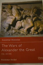 Osprey Wars of Alexander The Great 336-323 BC Macedonian Persian Reference Book