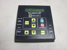 WARRANTY Square D 9999-MMS Type 12/3R Motor Logic Plus Display