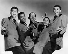 """Frankie Lymon and the Teenagers 10"""" x 8"""" Photograph no 2"""