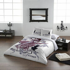PUSSY CAT PARLOUR Duvet Cover Set for Twin Bed Licensed Alchemy Image  Fantasy