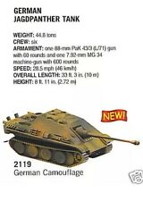 1/87 Boley German Jagdpanther Camo Tank HO 2119 Compatible With Roco,  Minitanks