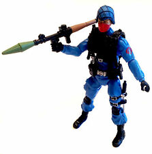 GI JOE Action Force COBRA INFANTRY SOLDIER toy figure & accessories