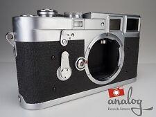 Leica M3 Double Stroke - Gehäuse inkl. technischer Revision (werkstattüberholt)