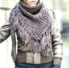 Scarf  Shawl  Wrap  Gypsy Crochet Printed PDF Pattern