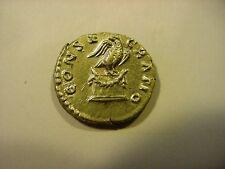 """*~After 161 A.D. ANTONINUS PIUS Silver AR Denarius CONSECRATIO """"Eagle on Altar"""""""